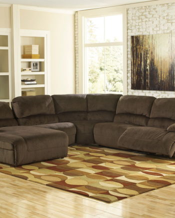 Reclining Power Sectionals