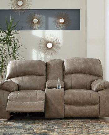 Reclining Power Loveseats