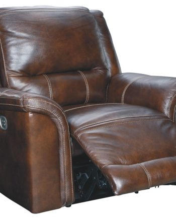Leather Power Recliners