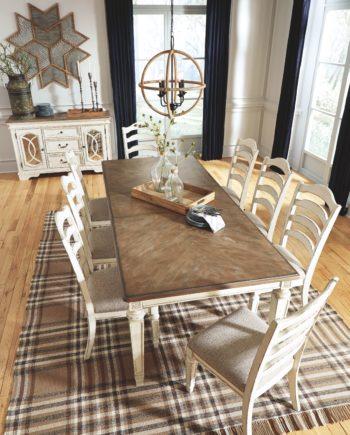 8 + Piece Dining Room Sets