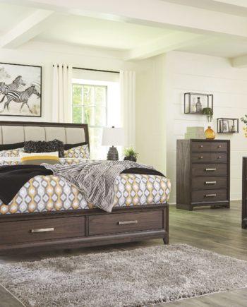 7 Piece Bedroom Sets